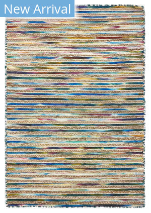 Lr Resources Topanga 81324 Lapis Blue Area Rug