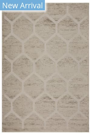 Lr Resources Tranquility 81368 Fungi - Moonrock Area Rug