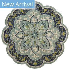 Lr Resources Dazzle 54077 Teal Area Rug