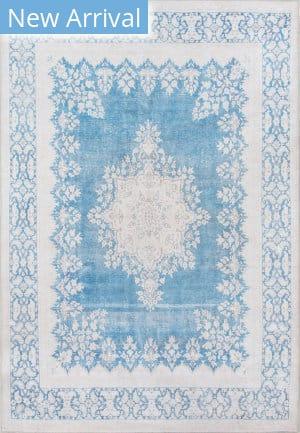 Momeni Afshar AFS23 Blue Area Rug