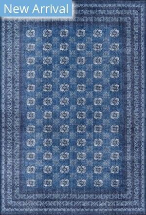 Momeni Afshar AFS26 Blue Area Rug