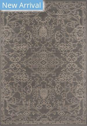 Momeni Baja BAJ22 Grey Area Rug