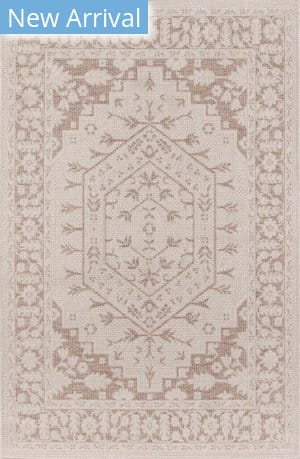Momeni Downeast DOW-5 Beige Area Rug