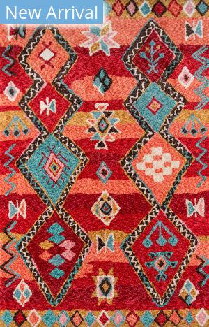 Rugstudio Sample Sale 171720R Red Area Rug