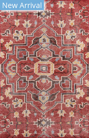 Momeni Ophelia OPH-1 Red Area Rug
