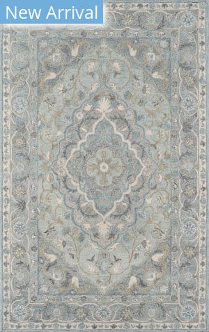 Momeni Tangier TAN33 Blue Area Rug