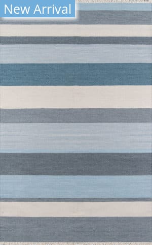 Momeni Thompson by Erin Gates THO-7 Blue Area Rug
