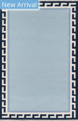 Momeni Thompson by Erin Gates THO-8 Blue Area Rug