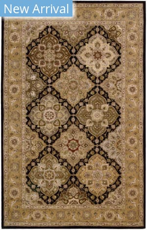 Rugstudio Sample Sale 186585R Black Area Rug