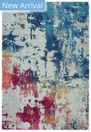 Nourison Ankara Global Anr10 Multicolor Area Rug