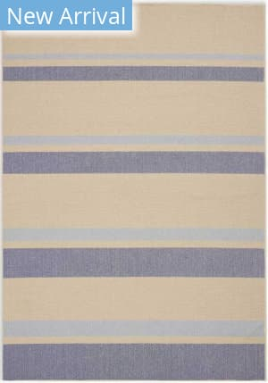Nourison San Diego Ck730 Beige - Light Blue Area Rug