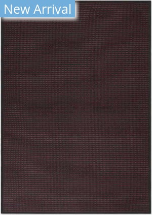 Nourison Ck740 Seattle Ck740 Black - Magenta Area Rug