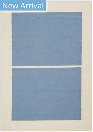 Calvin Klein Nashville Ck753 Light Blue - Ivory Area Rug