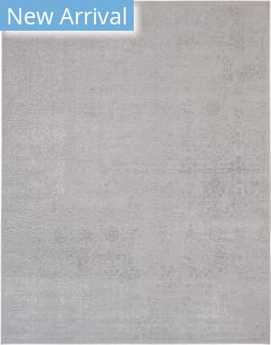 Nourison Urban Decor Vid03 Silver Area Rug