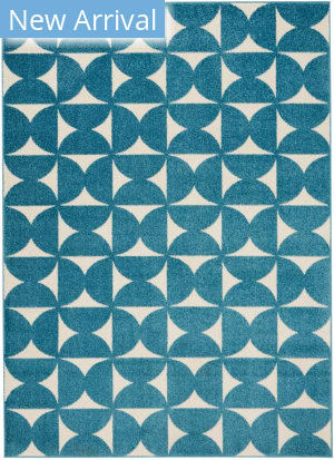 Nourison Dws03 Harper Ds301 Blue Area Rug