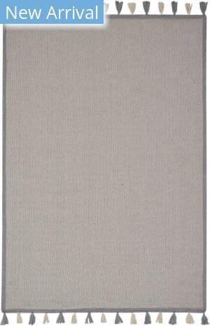 Nourison Otto Ds600 Light Grey Area Rug