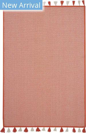 Nourison Otto Ds600 Orange Area Rug
