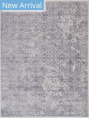 Nourison Urban Decor Vid03 Ash Area Rug