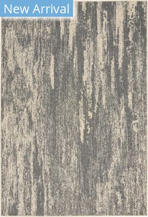 Nourison Lido Lid04 Grey Cream Area Rug