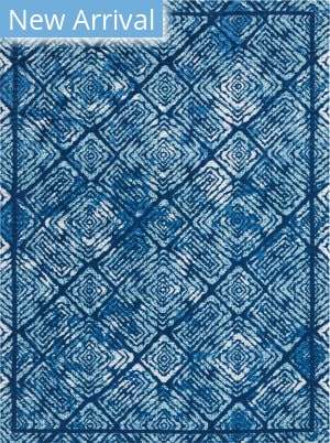Nourison Studio Nyc Collection Om002 Ocean Area Rug