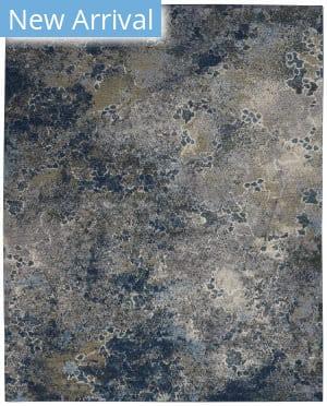 Nourison Artworks Atw02 Blue - Grey Area Rug