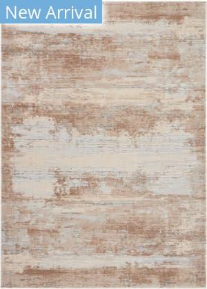 Nourison Rustic Textures Rus03 Beige Area Rug