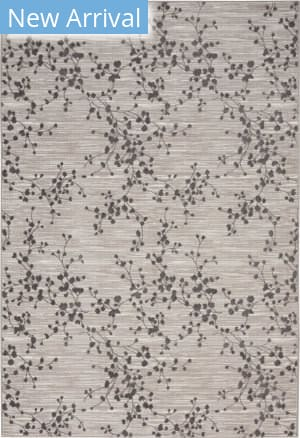 Nourison Urban Chic Urc02 Grey Area Rug