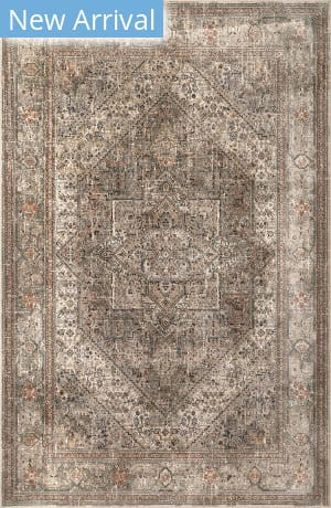 Famous Maker Traditional Carol Beige Area Rug