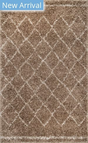 Nuloom Vennie Shaggy Brown Area Rug