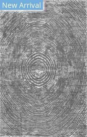 Nuloom Gayle Vintage Grey Area Rug