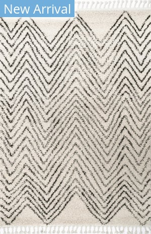 Nuloom Amanda Moroccan Off White Area Rug