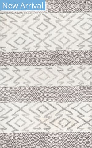 Famous Maker Diamond Eye Roslyn Grey Area Rug
