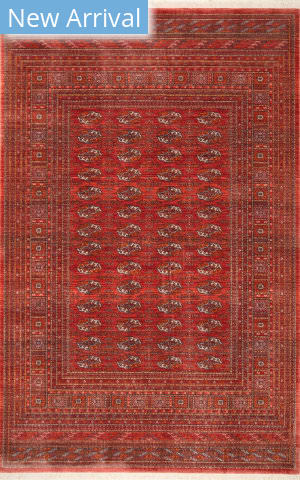 Famous Maker Vintage Marissa Red Area Rug