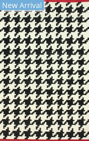 Rugstudio Sample Sale 104133R Black Area Rug