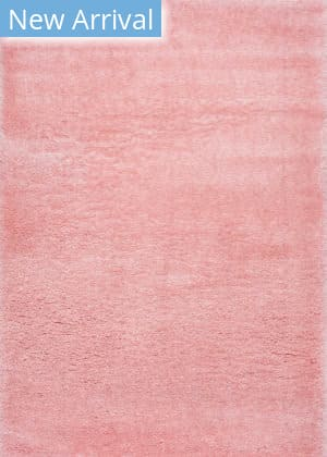 Famous Maker Gynel Cloudy Baby Pink Area Rug