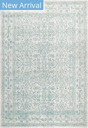 Nuloom Waddell Vintage Blue Area Rug