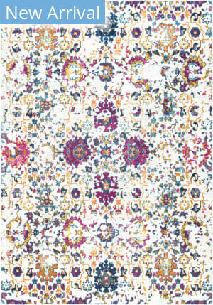Famous Maker Floral Rosemary Multi Area Rug