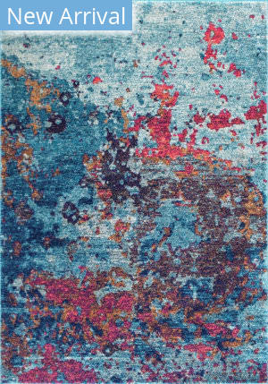 Famous Maker Abstract Sherley Multi Area Rug