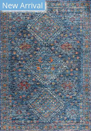 Nuloom Marianne Vintage Blue Area Rug