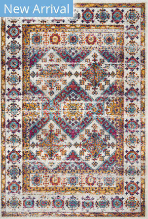 Nuloom Joseline Faded Multi Area Rug