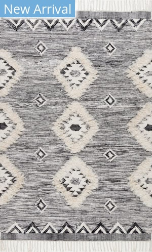 Famous Maker Savannah Moroccan Gray Area Rug