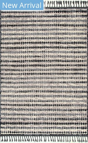 Nuloom Sophia Striped Beige Multi Area Rug