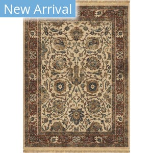 Orian Marrakesh Persian Varse Beige Area Rug
