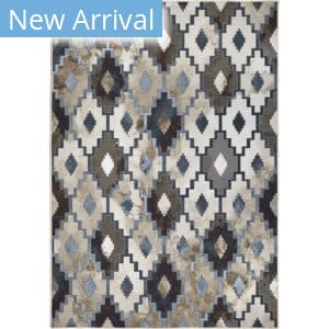 Orian Transitions Maya Smoke Area Rug