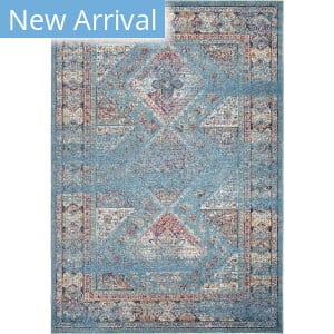 Orian Bali Diamonds Direct Turquoise Area Rug