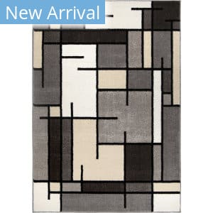 Orian Sedona Addington Pewter Area Rug