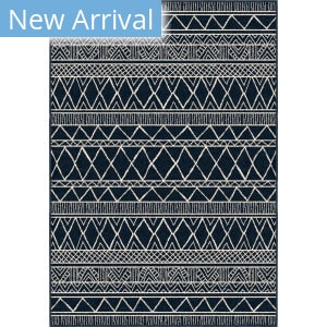 Orian Farmhouse Grand Turk Catalina Blue Area Rug