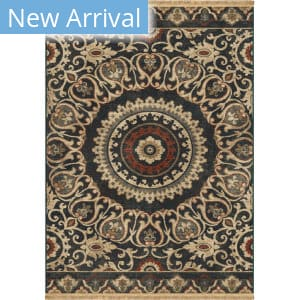 Orian Marrakesh China Sea Denim Area Rug