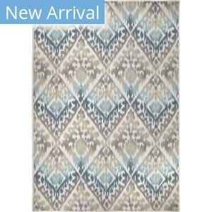 Orian Transitions Batik Slate Area Rug