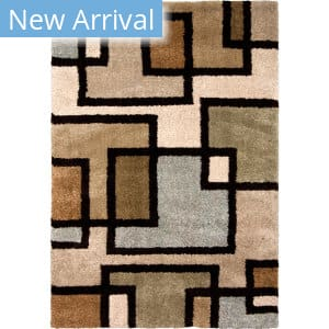 Orian Wild Weave Huffing Bisque Area Rug